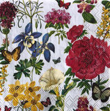 SP小5 F20 12513996 Botanical Florals white