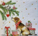 X'mas6中 X41 3334132 Christmas Dog