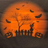 ハロウイン中 F93 342046 Happy Halloween Trick