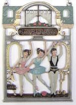 12-02123c Ballett-Studio バレエスタジオ