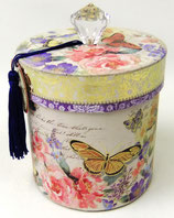 Toilet Tissue Holder  43619 Bluebell Butterflies