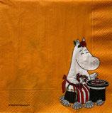 M中 F80 MMN-15746 Moomin  Mamma  Med Hatt