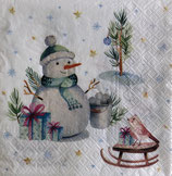 X'mas5中 X07 TL834000   Lovely Snowman