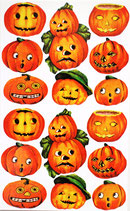 Seal 89866R「PUMPKINS」