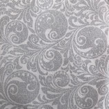 Dinner Nonwoven Fabric D-8 88974 Jordan 淡いグレイ  6枚入