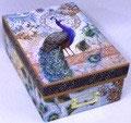 PS Photo Storage Box *56258  「Royal Peacock」