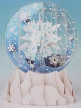Snow Globe SGS051「Snowfall」