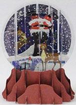 Snow Globe「Stuck!」