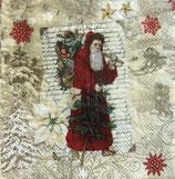 PS小 P06 99504 Christmas List Santa