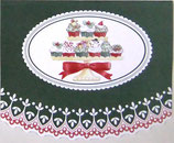 Carol Wilson Christmas NCX2500 カップケーキ ある分のみで終了