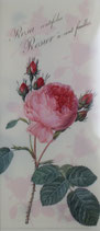 チケットケース「ルドゥーテのバラ」*P019-01