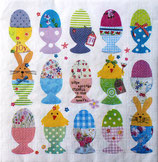 イースターD・中 F81 1332734   Easter Eggs