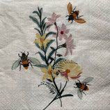 SI16中 F66 191938 Floral Bees