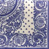 A中 F95 *12270L Jacquard Linen Blue