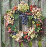 SI18中 F76  13315725     Autumn Wreath