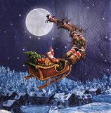 X'mas5中 X05 SDL014700  Christmas Sleigh