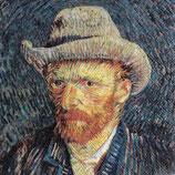 SI14中 F84 13313820 Vincent van Gogh 自画像