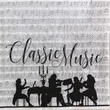 SI14中 F125 L779495 Classic Music white silver
