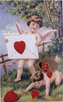 SMPC 45-8436e「St. Valentine's day」