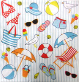 SP7中 F105  ★15028 Beach Summer