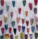 SP小5 F79 C844300 Rainbow Hearts