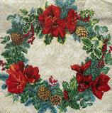 X'mas6中 Ⅹ44 L903560  Wreath of  Christmas