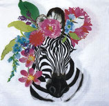 SI10中 F10  1332748 Floral Zebra