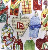 XS中 X08  DLX-527590 Advent Calendar