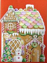 Carol Wilson Christmas *CRGBX200 ヘクセンハウス 赤封筒付   10