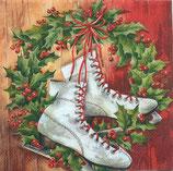 XS中 X16 L556000 Christmas Skates