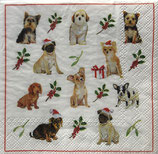 SPX小2 X35 32514710 Christmas Dogs