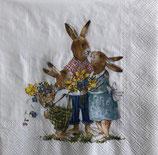イースターD・中 F104 L856900 Easter Family