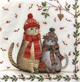 SPX小1 X33 DCX-583500 Christmas Cats