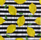 SP小4 F19 100627 Lemons on stripes