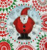 PS小 P06 95849 Roly Poly Santa