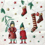 X'mas 3中 X21 33310900 Christmas Fairies