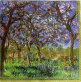 SI1中 F71 DL-435300 MONET  PRINTEMPS A GIVERNY