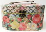 Vanity Cases 40802 Modern Rose