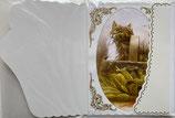 ヴィクトリア調 Greeting Card 18975932-02 猫