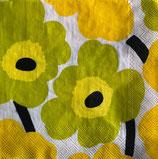 Marimekko小 M303 C552670 UNIKKO yellow