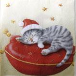SPX小1 X33 DCX-423560 Santa Cat