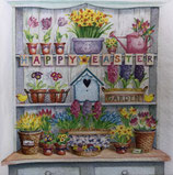 SI15中 F82 380071 Happy Easter Cupboard