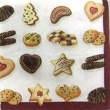 XS中 X11 DLX-74145 X'mas Cookies