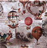 SI8中 F44 211705 Vintage Ballons