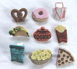 ボタン *3785 Snack Foods