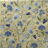 SP小5 F50 C895870 Flowers in spring yellw