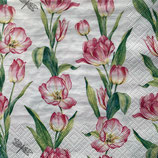 SI17中 F38 389146 Chaines de Tulipes