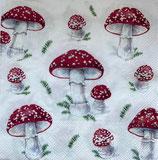 SI18中 F76 L877700 Fairy Tale Mushhhhrooms