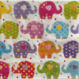 MCH中 F120 13309760 Funny Elephants