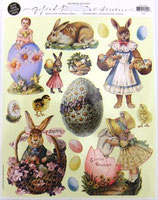 Stickers 42-CS14「Easter Time」
